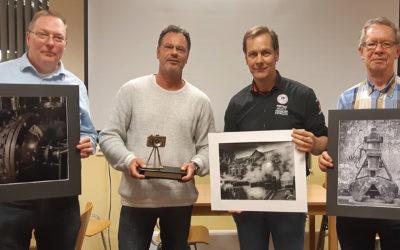 Martien Hoogebeen winnaar Kiekendieftrofee 19 – 20