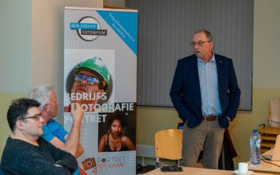 Presentatie Ben Eekhof – foto's afdrukken