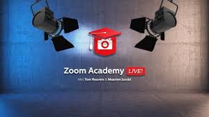 Gratis Lightroom Zoom academy
